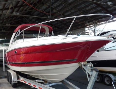 2007 29' Monterey 298 SC w/trailer. Type: Repo Boat for Sale